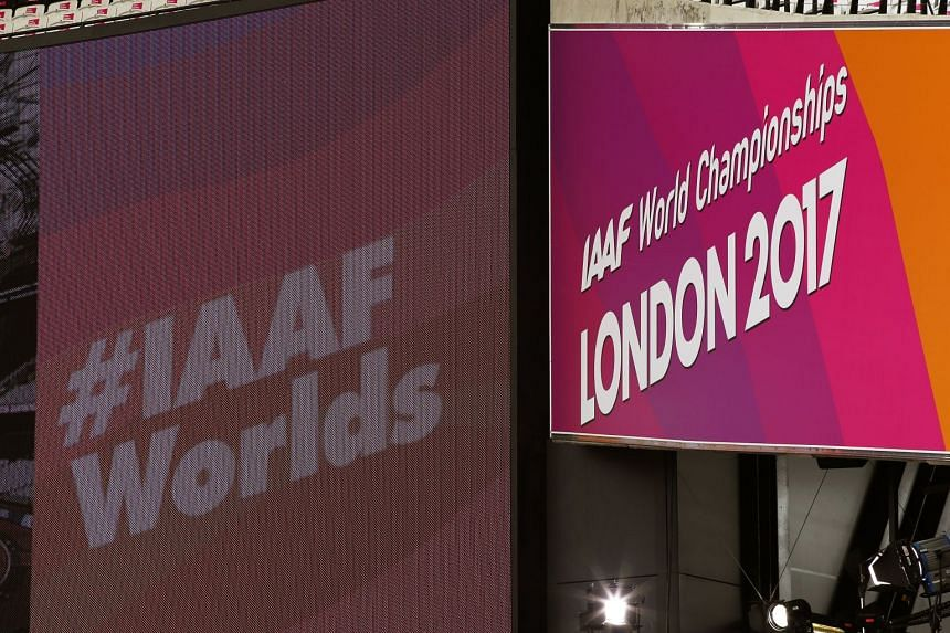 The apology was made in an address to the IAAF Congress meeting ahead of the world championships in London.