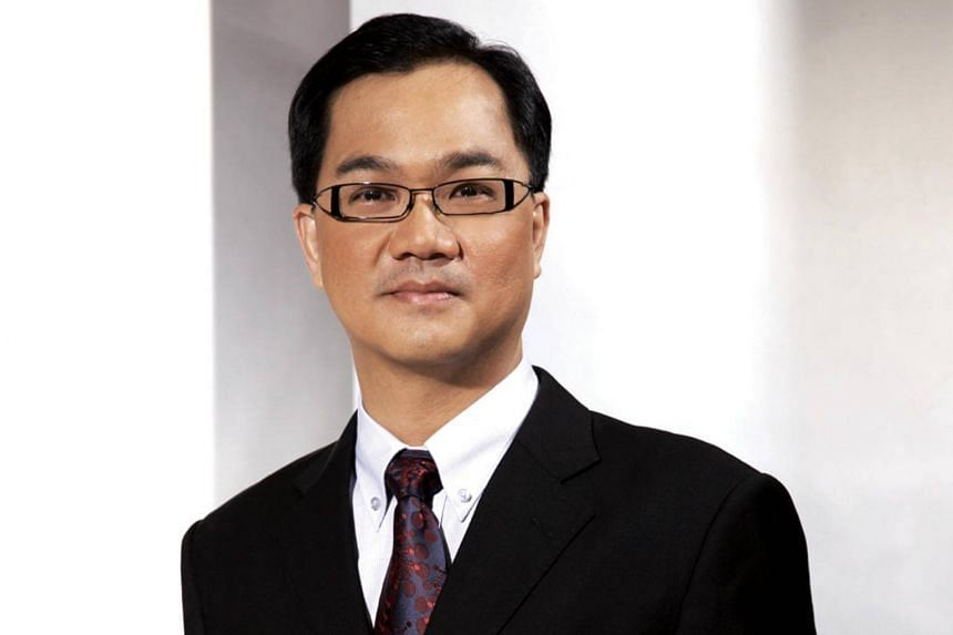 Mr Kang Puay Seng, the former co-founder and managing director of Mr Bean.