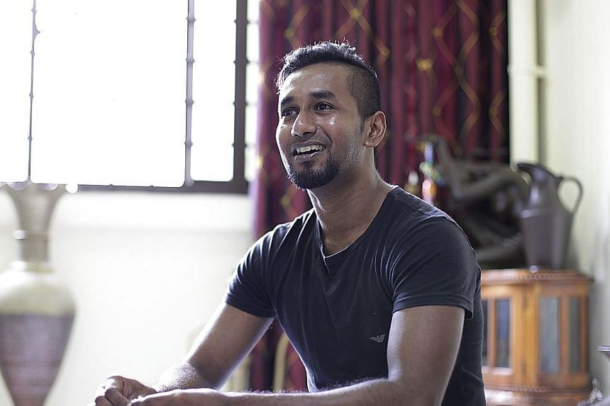 Listen to poet Elancharan Gunasekaran share stories in the Sifa Open Homes programme.