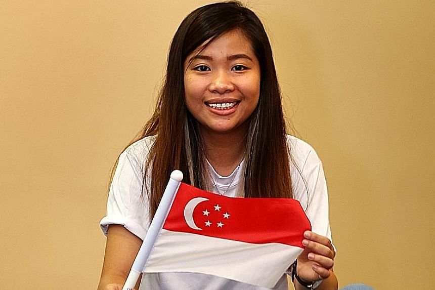 Ms Celeste Ho and her team will be working alongside the Singapore Armed Forces medical team at the parade.