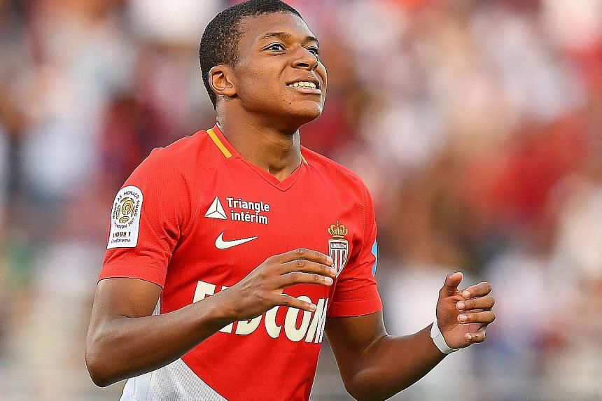 Monaco's teenage French striker Kylian Mbappe is one of the most sought-after players in this summer's transfer market, and Barcelona are pursuing him to replace Neymar.