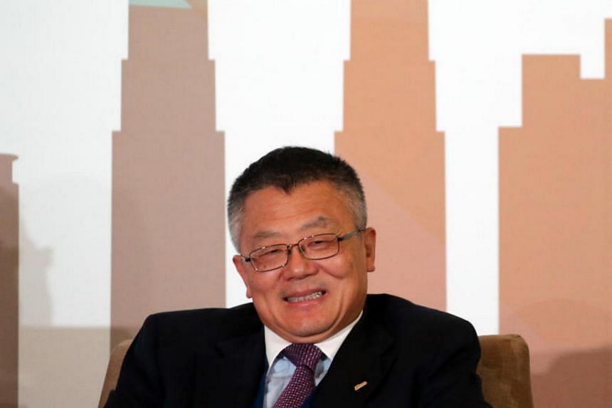 The Ministry of Home Affairs announced that Huang Jing (pictured) and his wife Shirley Yang Xiuping, who are United States citizens, will be permanently banned from Singapore.