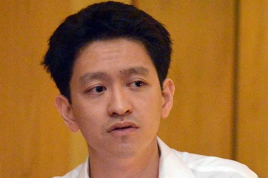 In a Facebook post on Friday (Aug 4), Mr Li, 32, the eldest son of Mr Lee Hsien Yang and nephew of Prime Minister Lee Hsien Loong, said the post in question was not an attack on the judiciary.