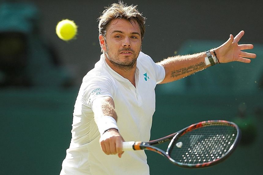Stan Wawrinka, who defeated Novak Djokovic in last year's US Open final, said his post-surgery recovery schedule means he will return only next year.