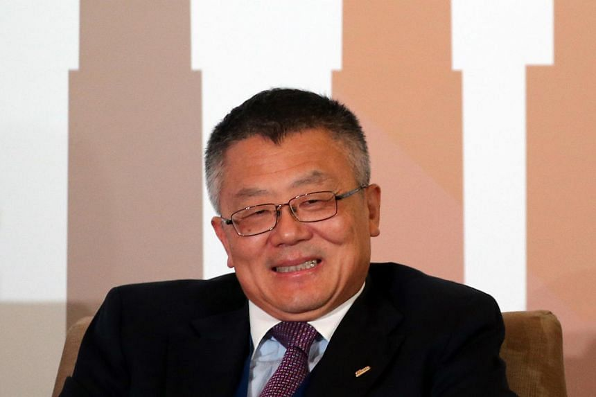 Huang Jing (pictured) has resigned as an independent director of Keppel Land.