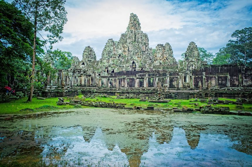 Cambodia, famed for its Angkor temple sites in Siem Reap, also boasts New Khmer Architecture masterpieces that still remain today, including Phnom Penh's Olympic Stadium and Chaktomuk Conference Hall.