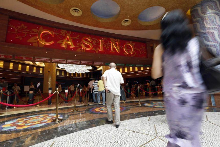 Pu Choon Choon used the money to gamble at Resorts World Sentosa and Marina Bay Sands casinos.