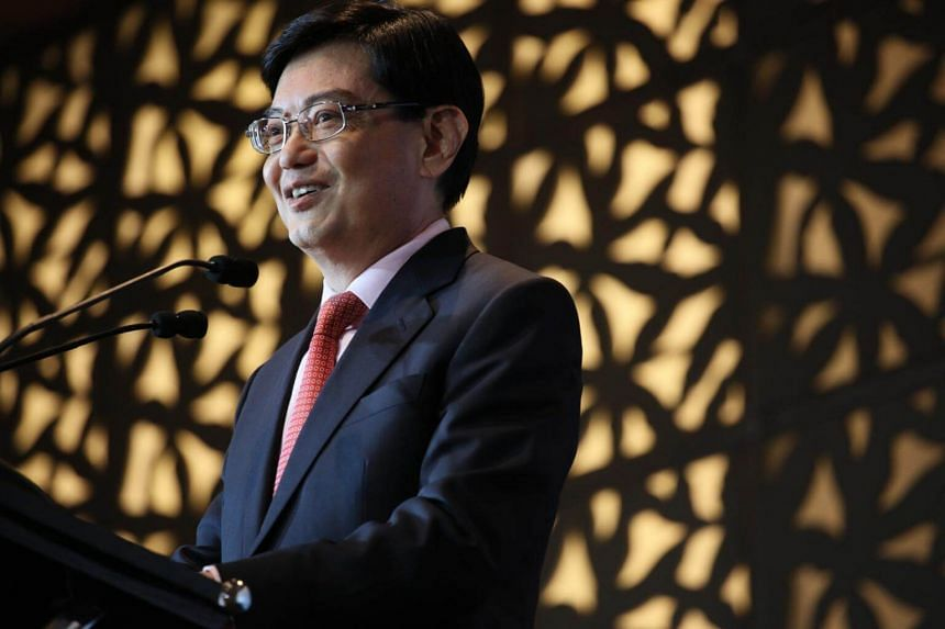 Finance Minister Heng Swee Keat took over the post from Deputy Prime Minister Tharman Shanmugaratnam in May.