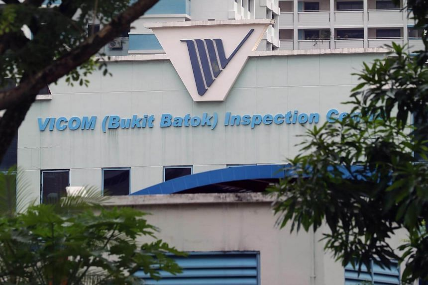 Vicom posted a net profit of S$6 million in the second quarter.