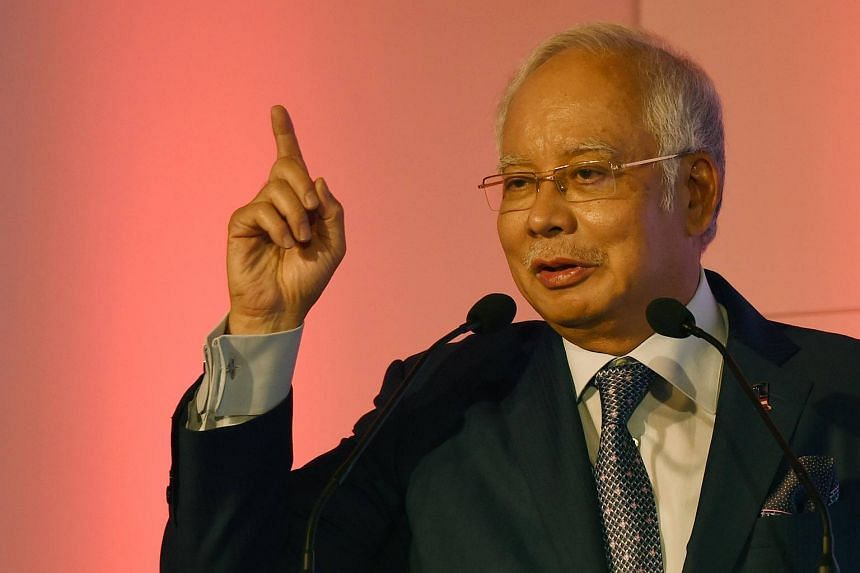 With a general election looming, the four-party alliance hasn't named its candidate to take on Prime Minister Najib Razak.