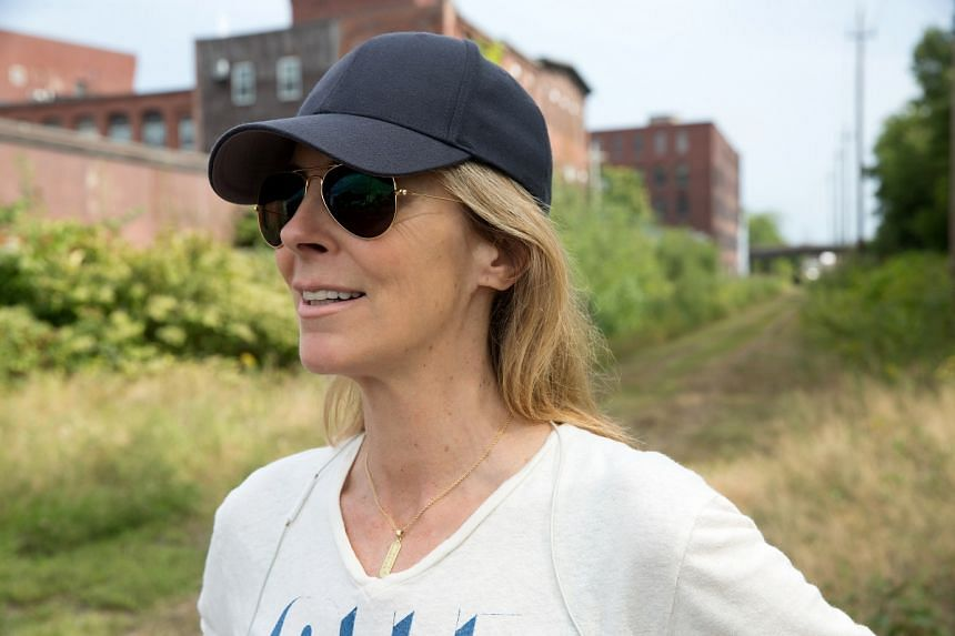 Director of Detroit, Kathryn Bigelow.