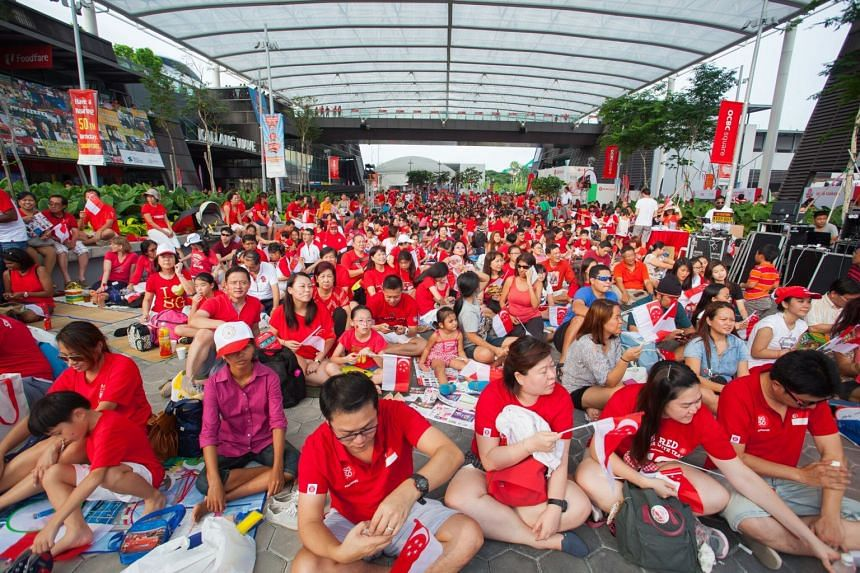 The Sports Hub National Day Fiesta activities will culminate with a live telecast of the National Day Parade and a family picnic at the OCBC Square on Aug 9.