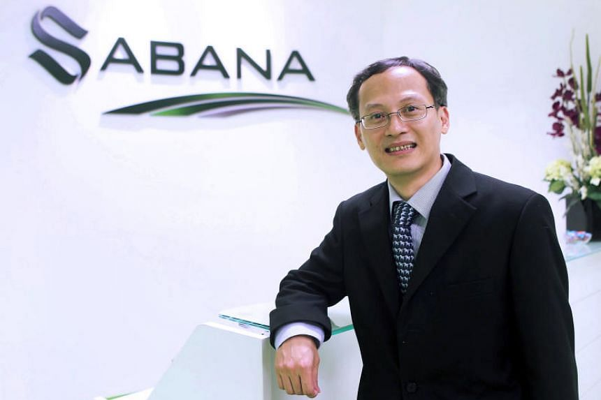Kevin Xayaraj, chief executive officer of Sabana real estate investment trust.