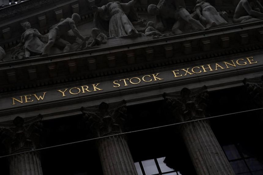 The New York Stock Exchange (NYSE) in New York City.
