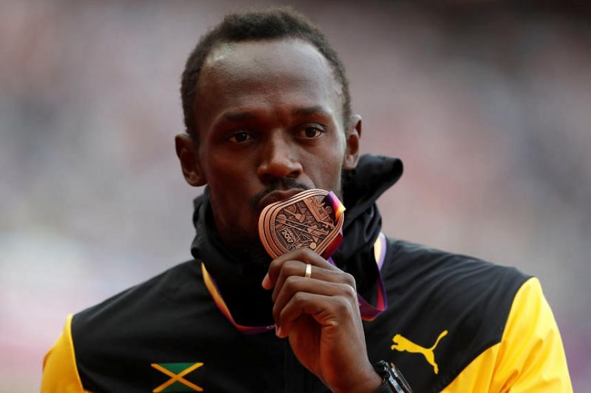 Jamaican sprint legend Usain Bolt will bring the curtain down on a glittering career filled with plaudits on Saturday (Aug 12) after the 4x100m relay race at the London World Athletics Championships.