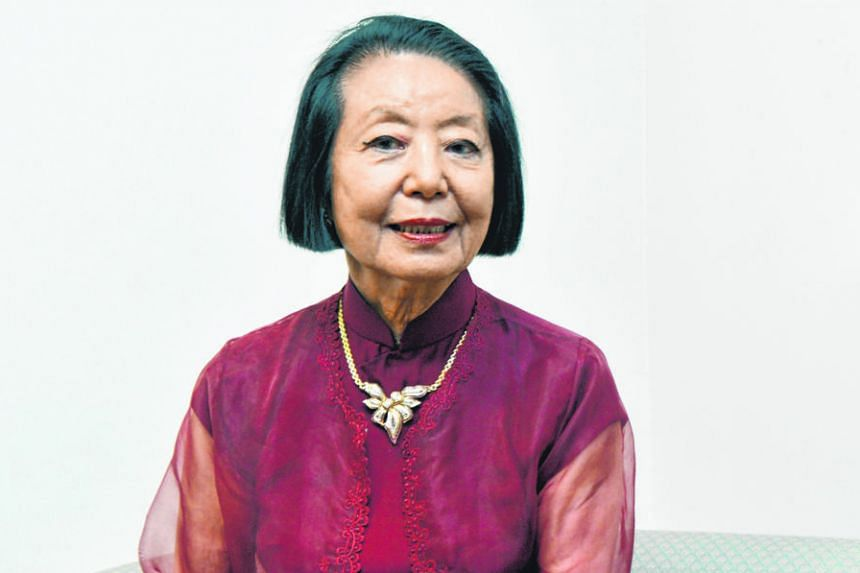 Ms Dincy Lim has won awards and nominations for her work with the menopause and colon cancer support groups. She was nominated for the Singapore Woman Award in 2009 and won the Healthcare Humanity Award in the Volunteer category last year.