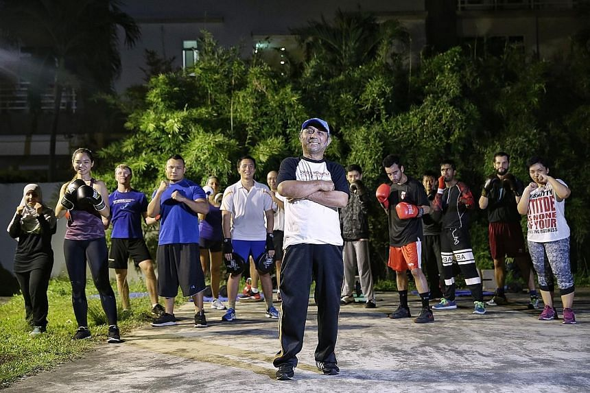 More than four decades after becoming a coach, Mr Syed Abdul Kadir retains his zeal for nurturing young talent, having overseen the development of several generations of local boxers. His influence also led some of his former students to take up coac