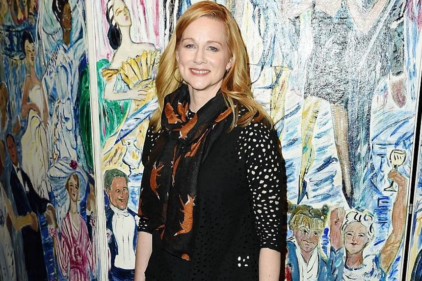 Laura Linney plays her first regular television role since 2013 in Ozark.