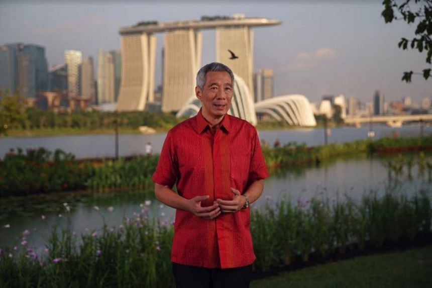 PM Lee called attention to three areas he believes will benefit the country in the long term, during his National Day message on Aug 8, 2017.
