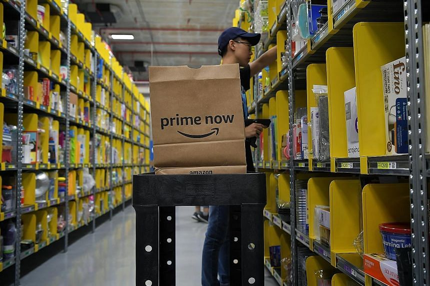 Amazon Prime Now's debut here could push other retailers to focus on delivery time and other ways to stand out, experts add.