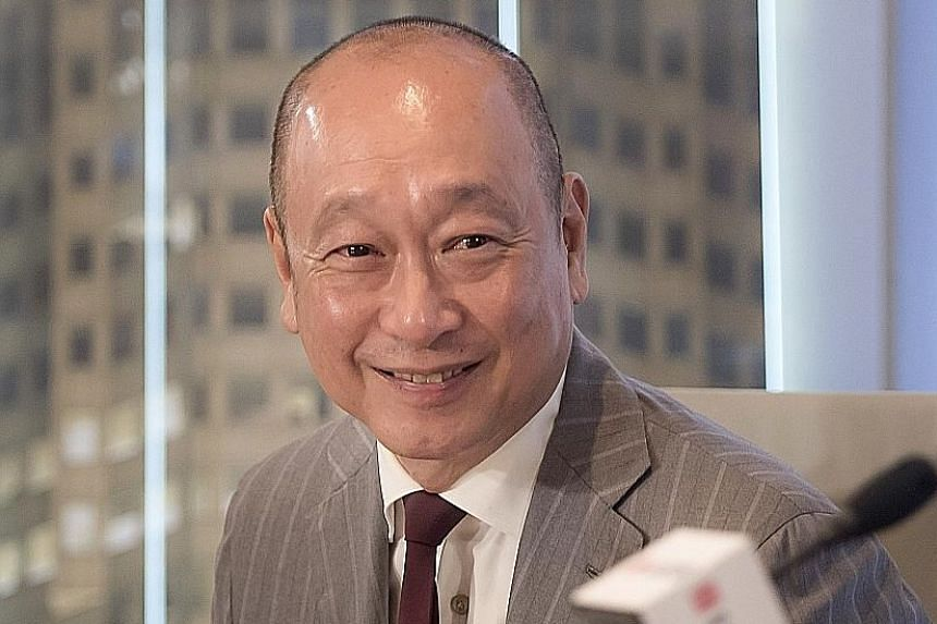 UOB chief executive officer Wee Ee Cheong said the 21st century is being driven by digital technology and data, which can be effective enablers for inclusive and sustainable growth.