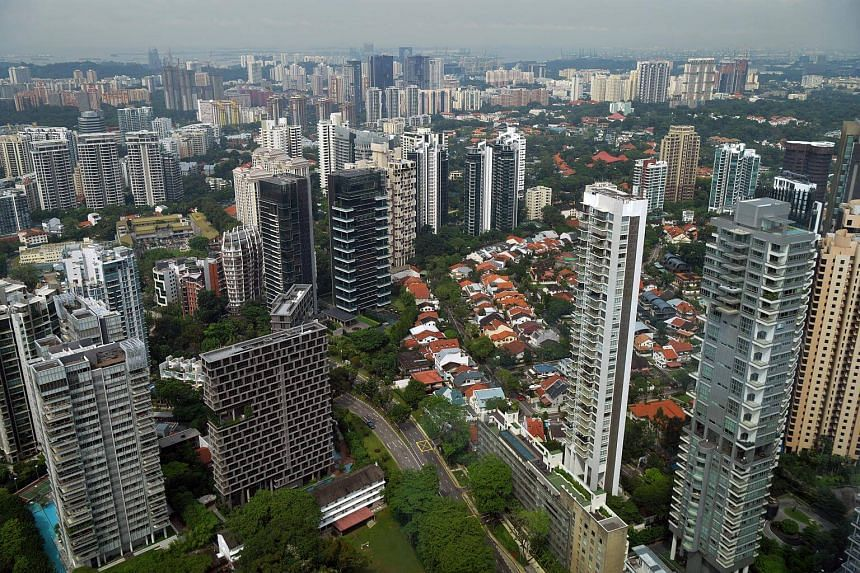 Private residential rents increased while rents of HDB flats slipped in July.
