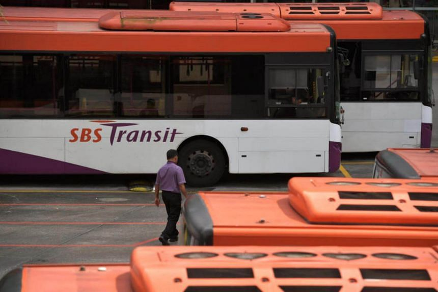 SBS Transit said revenue from public transport services was boosted by the transition to the bus contracting model and higher ridership from rail services.