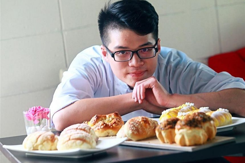 ​​​​​​Kevin Wong may be only 22, but he's already bagged a number of awards, earning him the moniker 'Prince of Bread' in Taiwan.