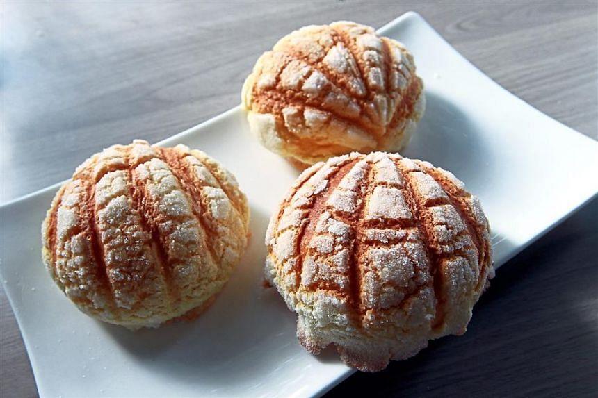 Japanese polo bun.