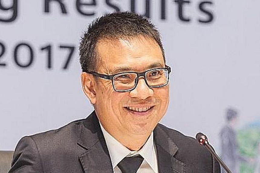 CEO Roongrote Rangsiyopash sees SCG growth domestically and overseas with new investments and via mergers and acquisitions.