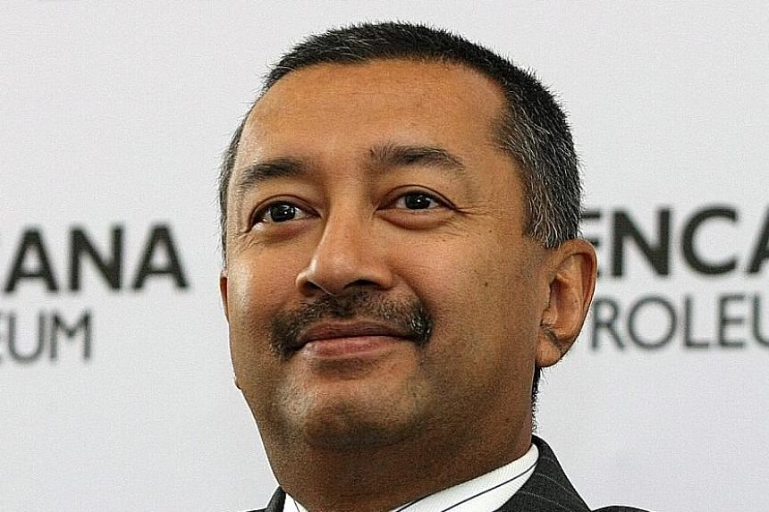 Firms owned by Datuk Mokhzani Mahathir (top), Mr Mirzan Mahathir and their brother were raided.