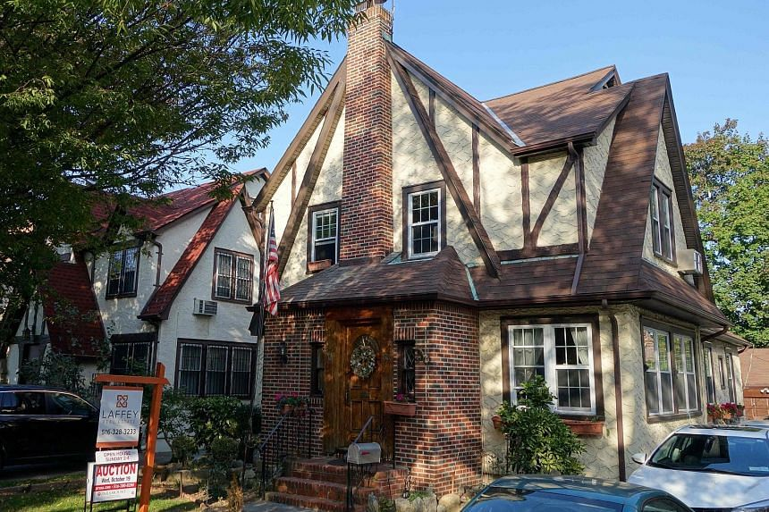Those looking to holiday in New York can now rent Mr Donald Trump's childhood home at $990 a night on Airbnb. The mock Tudor-style family home in Queens, where the President lived for the first four years of his life, sleeps up to 20 people in five b