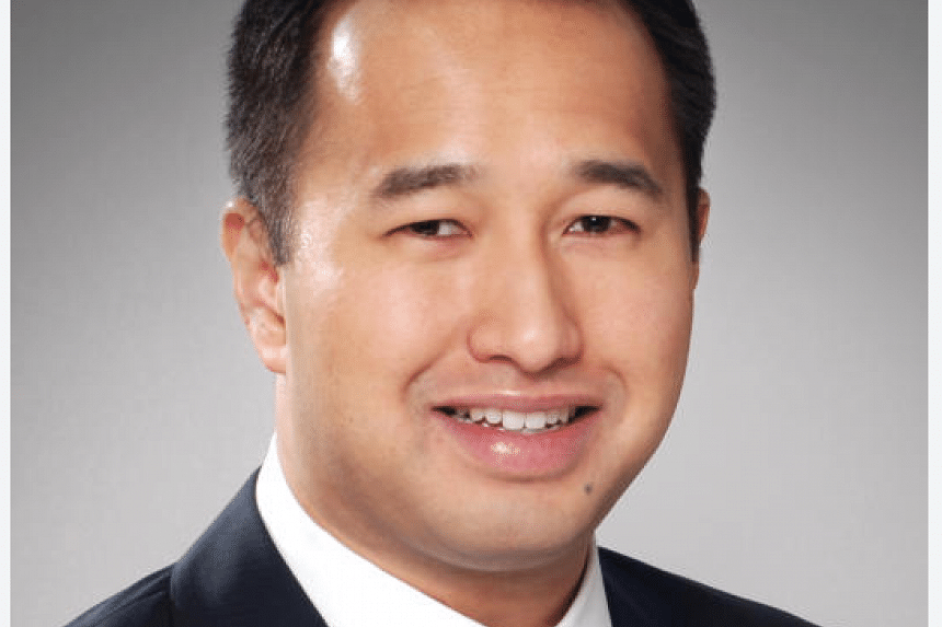 Sherman Kwek, CDL's newly-appointed CEO-designate.