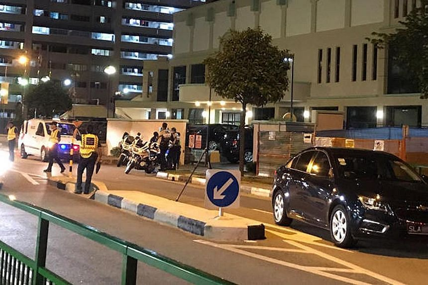 Mr Toh Siew Tian was crossing the road at the intersection of Tampines Avenue 3 and Tampines Street 81 when he was hit by the vehicle. The Straits Times understands that no arrest has been made yet.