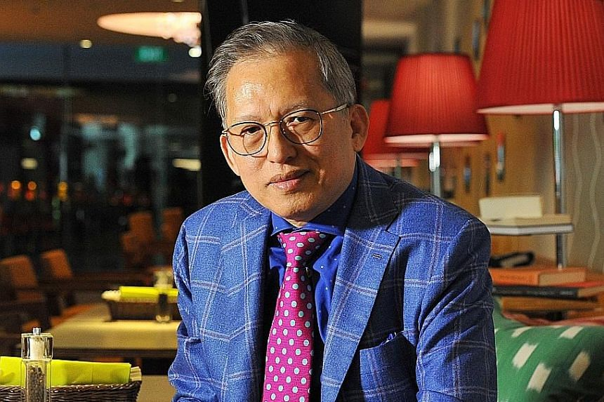 CDL's upmarket freehold condominium Gramercy Park contributed to the company's earnings. CDL executive chairman Kwek Leng Beng noted that developers are constrained by Qualifying Certificate penalties for unsold homes and hopes the Government will re