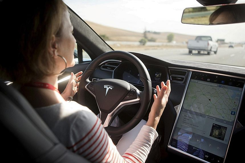Tesla last year implemented limits on drivers' ability to go hands-free while using its Autopilot system.