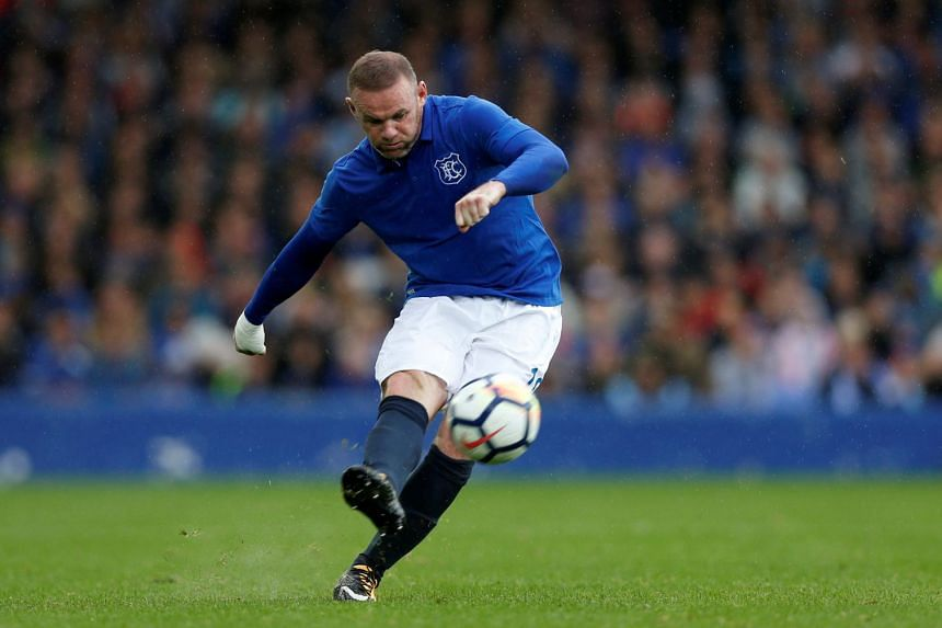 Wayne Rooney will be donning the blue Everton jersey again in the new Premier League season, as he returns to his boyhood club after 13 years with Manchester United.