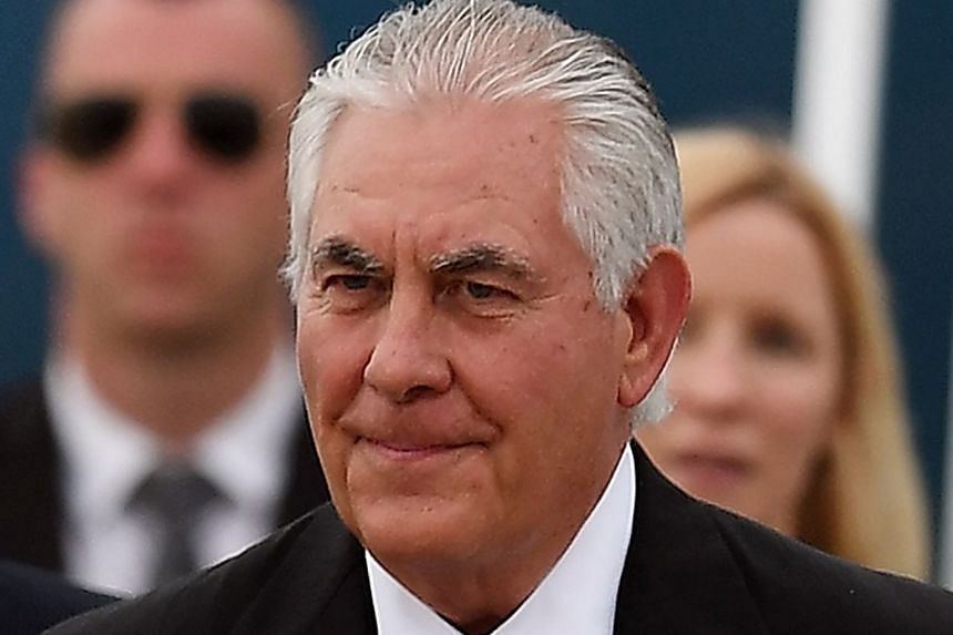 US Secretary of State Rex Tillerson has sought to downplay fears of a military conflict even as others have ramped up hawkish rhetoric.