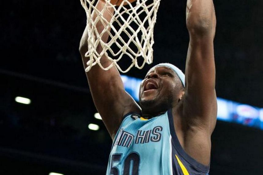Zach Randolph was detained by the Los Angeles County Sheriff's Department on Wednesday (Aug 9).