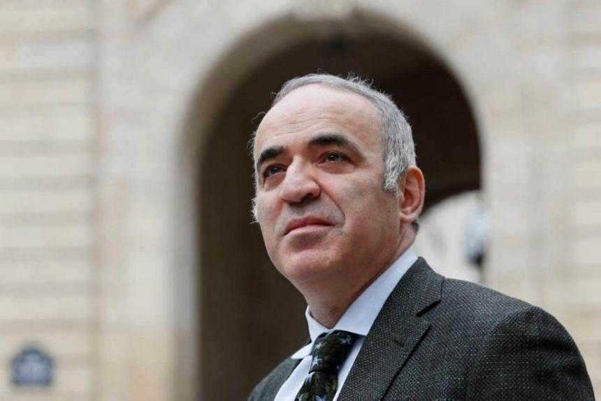 Former chess world champion Garry Kasparov is coming out of retirement to play in a US tournament on Aug 14, 2017.