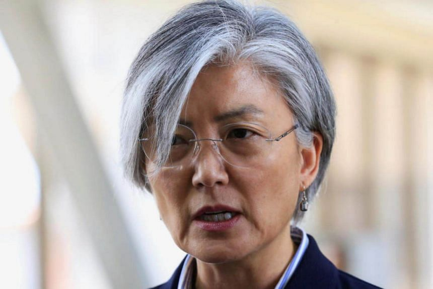 South Korea Foreign Minister Kang Kyung Hwa will be cutting her vacation short, after opposition politicians raised criticisms.