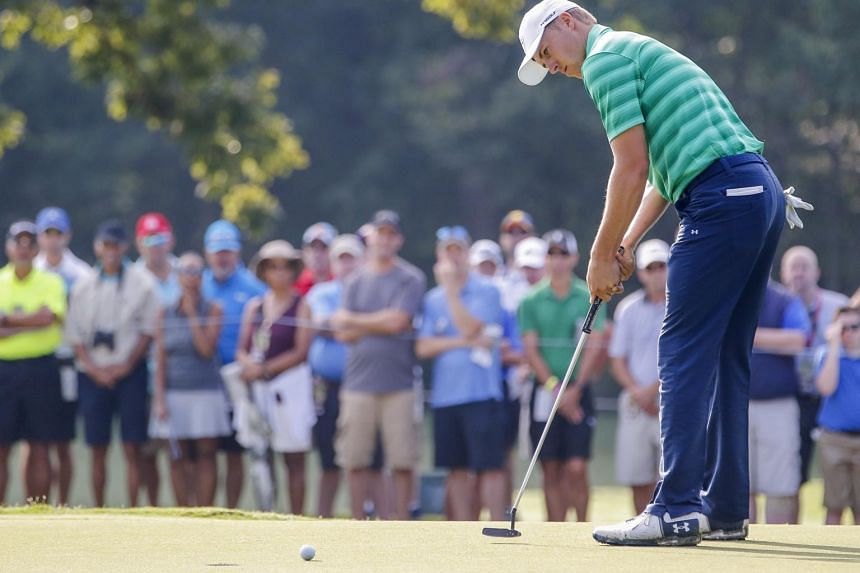 Jordan Spieth expects to have many more chances to join Woods, Jack Nicklaus, Gene Sarazen, Ben Hogan and Gary Player in completing the career Grand Slam.