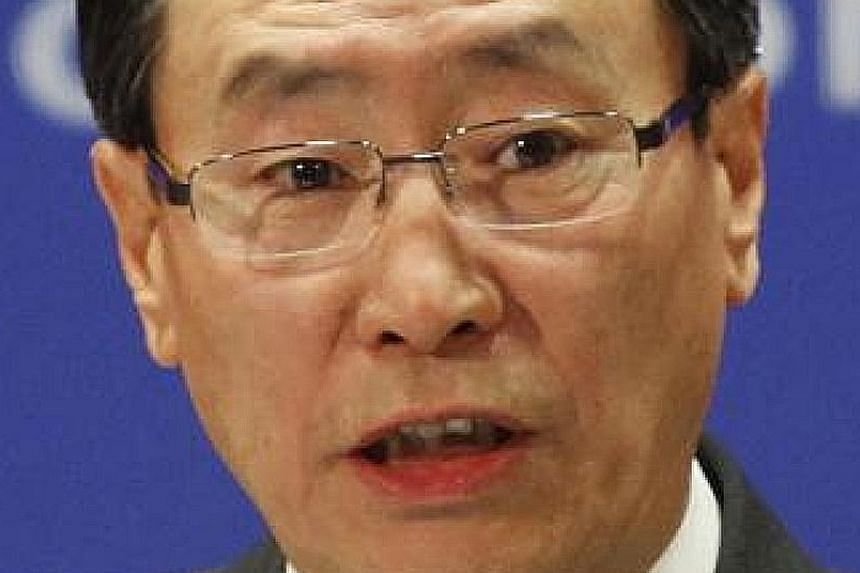 Mr Wu Dawei has been China's top negotiator in the six-party talks on the North's nuclear programme. Mr Kong Xuanyou, an ethnic Korean, is currently the top Chinese diplomat in charge of Asian affairs.