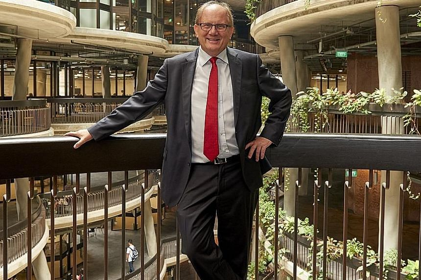 Under Professor Bertil Andersson, NTU achieved the highest ranking any Asian university has ever reached in the Quacquarelli Symonds (QS) World University Rankings released in June. It was placed 11th, surpassing NUS which was placed 15th. What was r