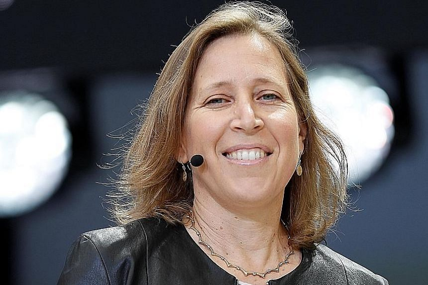 """CEO Susan Wojcicki of YouTube, which is owned by Google, wrote a personal essay in response to a controversial employee memo that had suggested that the gender pay gap stemmed from """"biological causes""""."""