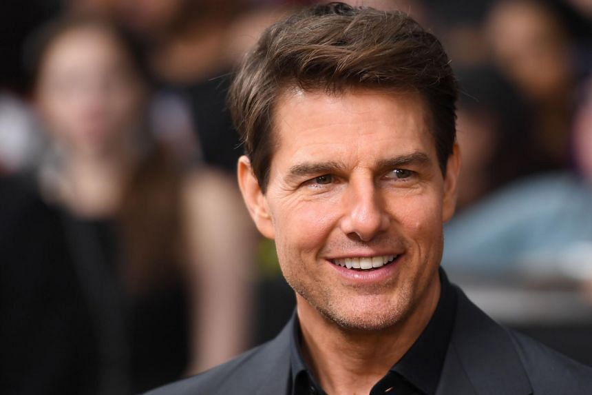Tom Cruise appeared to have hurt himself while filming a stunt for Mission: Impossible 6.