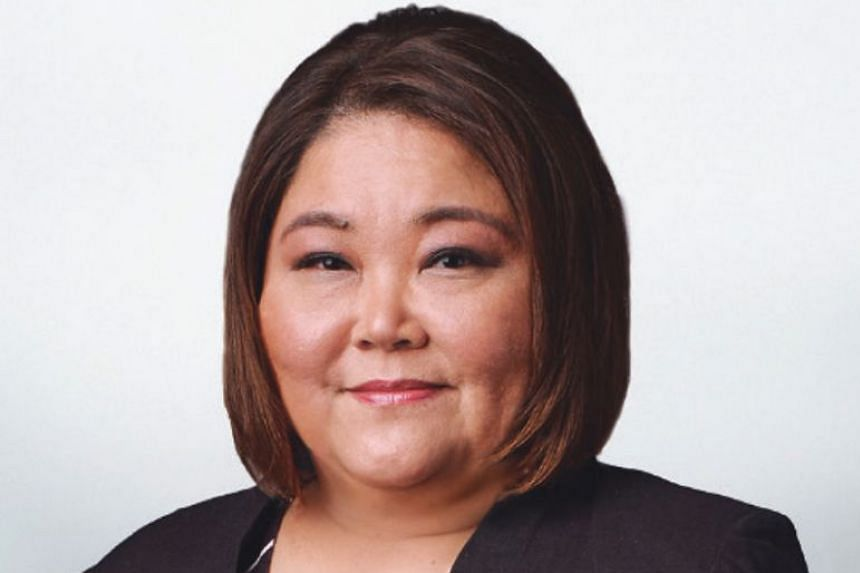Ms Wu Choy Peng was formerly Singtel's group chief information officer.