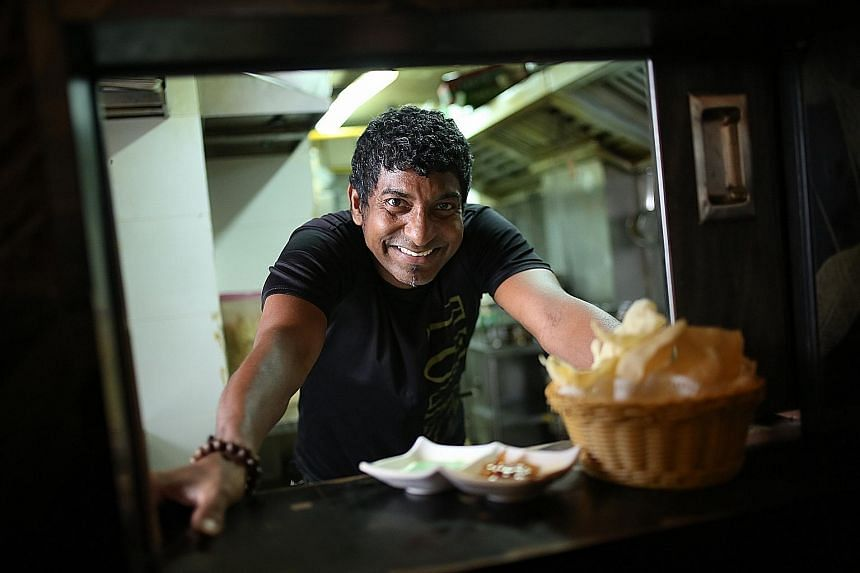 Mr Ramesh Krishnan, who has been working at a vegetarian cafe, lost his defamation suit against former employer AXA in the High Court in 2015, but the Court of Appeal later ruled that AXA had breached its duty of care to him. The High Court's award o