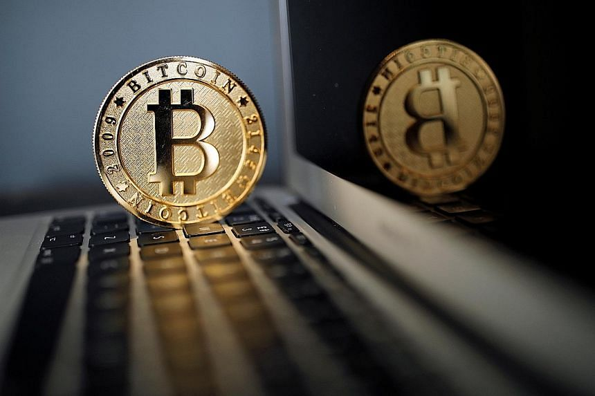 The bitcoin jumped to a peak of US$4,125.17 yesterday, a 15 per cent gain since last Friday, after a plan to quicken trade execution by moving some data off the main network was activated last week.