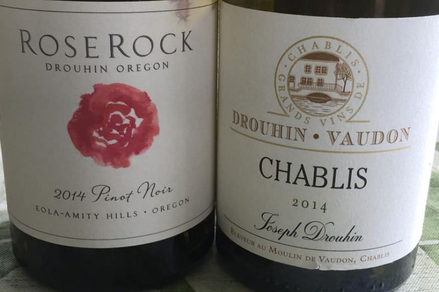 Two wines by the Drouhin family - one made in France, the other in Oregon - provide a tasty lesson in how to evaluate wines.